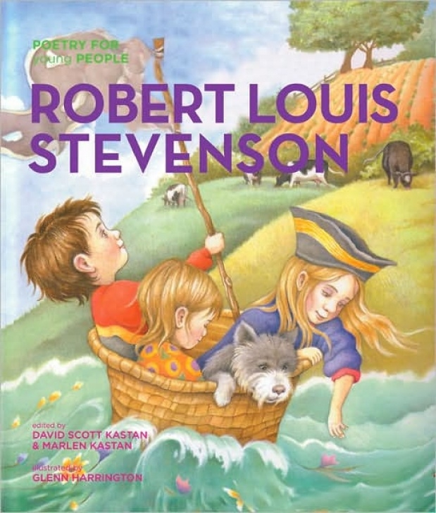 Marvelous Robert Louis Stevenson Poems For Children Pics600