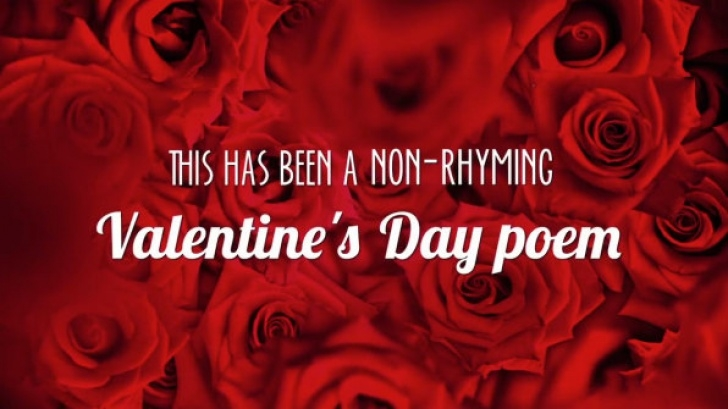 Marvelous Roses Are Red Violets Are Blue Valentines Day Picture344