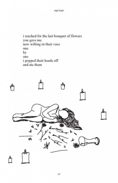 Marvelous Rupi Kaur Poems The Sun And Her Flowers Image708