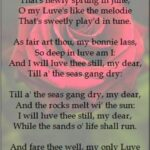 Marvelous The Red Rose Poem Picture172