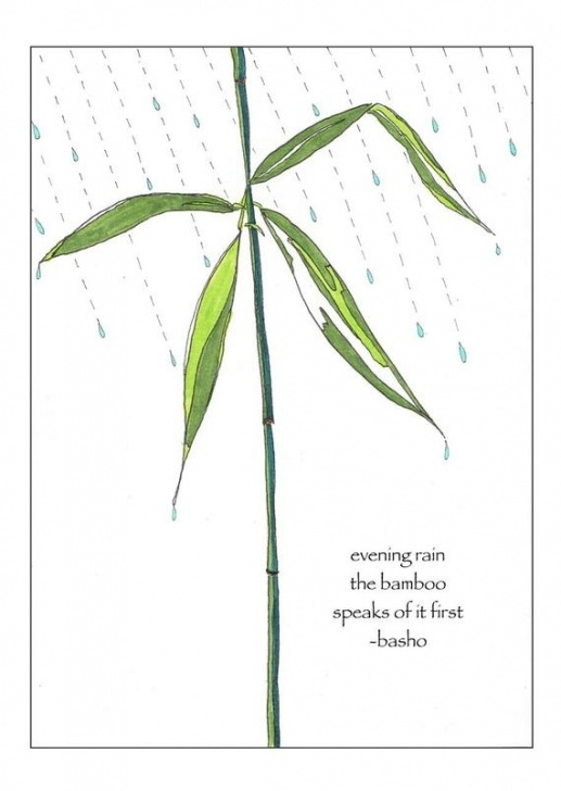 Most Famous Bamboo Tree Poem Photo885