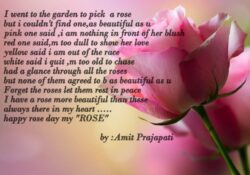 Most Famous Life Is Like A Flower Poem Picture423