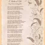 Most Famous Poem About Flowers And Life Pic764