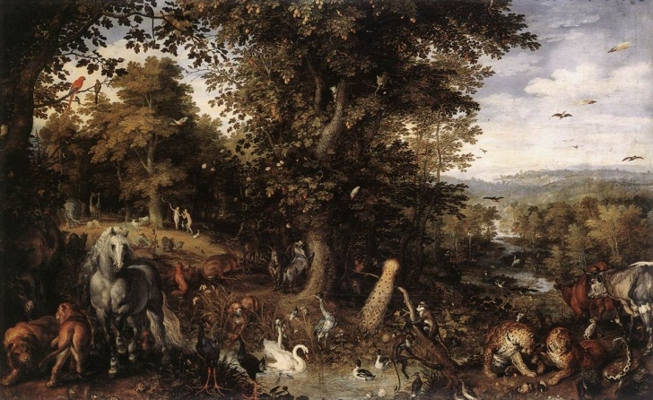 Most Famous Poems About Garden Of Eden Photo383