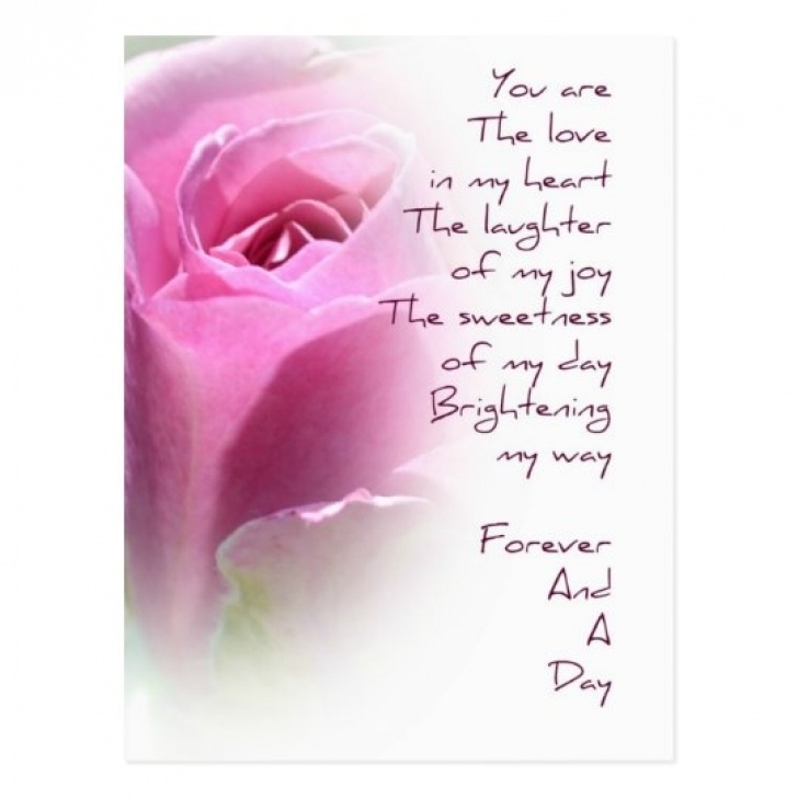 Most Famous Rose Poem For Her Image388