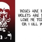 Most Famous Roses Are Red Violets Are Blue And I Love You Photo197