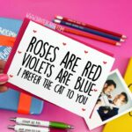 Most Famous Roses Are Red Violets Are Blue Birthday Image078