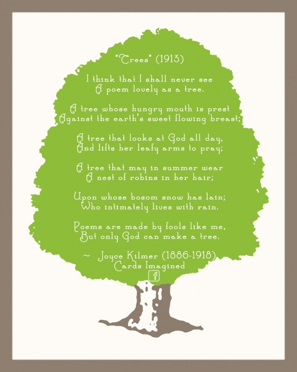 Most Iconic Poem About Plants And Trees Picture265