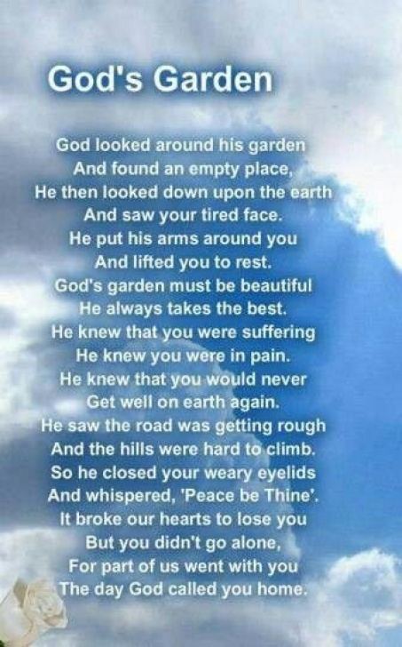 Most Iconic Poem My Mother'S Garden Pics589
