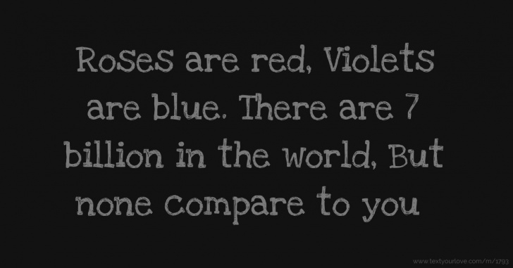 Most Iconic Roses Are Red Violets Are Blue Sorry Poems Photo167
