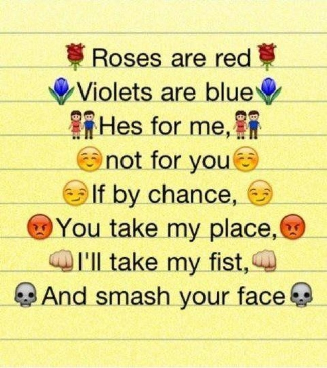 Most Iconic Roses Are Red Violets Are Blue To Your Girlfriend Pic160