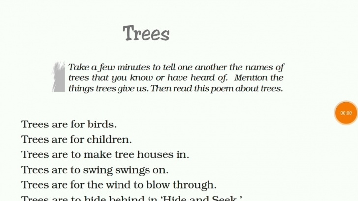 Most Iconic Short Poem About Plants Photo961