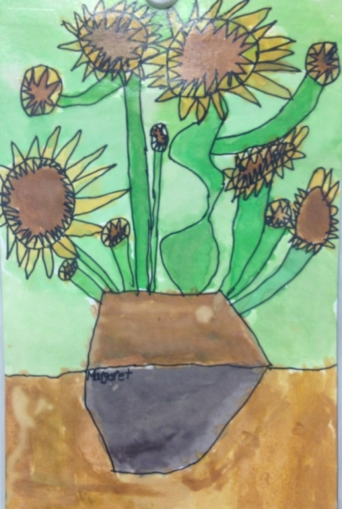Most Iconic Sunflower Acrostic Poem Image754