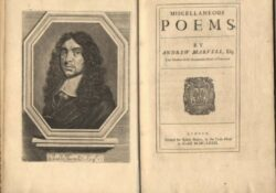 Most Iconic The Garden Poem By Andrew Marvell Picture331