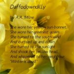 Most Iconic The Poem Of Daffodils Image453