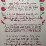 Most Popular I Will Plant A Garden Poem Picture828
