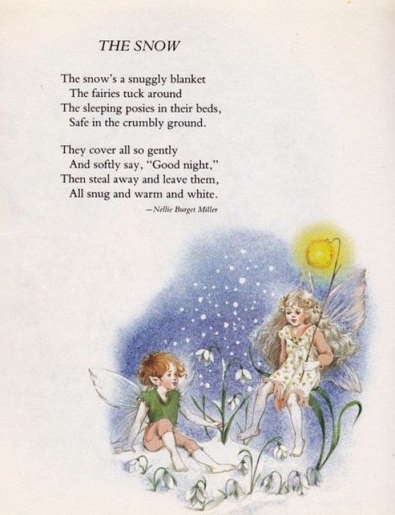 Most Popular The Magic Garden Poem Pic766