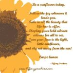 Most Popular The Sunflower Poem Photo670