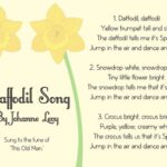 Most Popular To Daffodils Poem Photo337