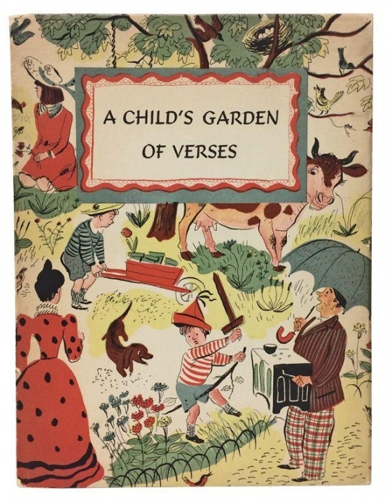 Motivational A Child'S Garden Of Verses My Shadow Pics997