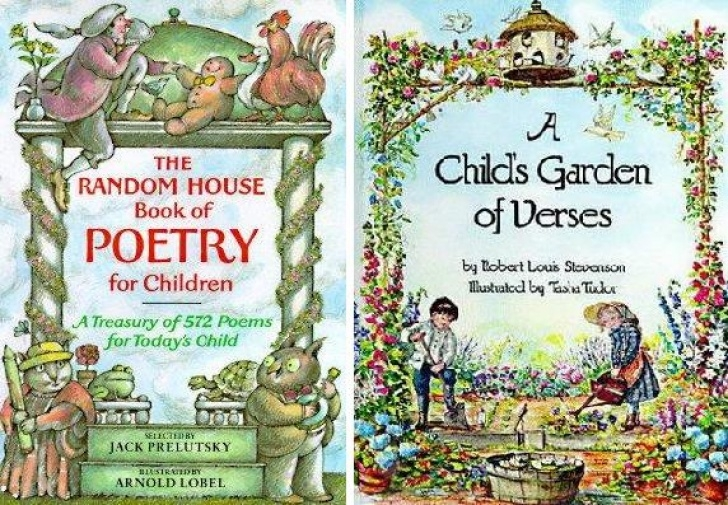 Motivational A Child'S Garden Poem Pics607