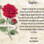 Motivational A Rose For My Mother Poem Pics015