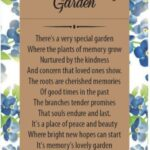 Motivational Plant Your Own Flowers Poem Image787