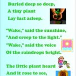Motivational Poem On Flowers In English For Class 4 Picture916