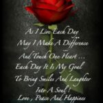 Motivational Rose Day Bengali Poem Photo344