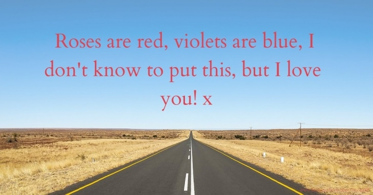 Motivational Roses Are Red And Violets Are Blue Pic540