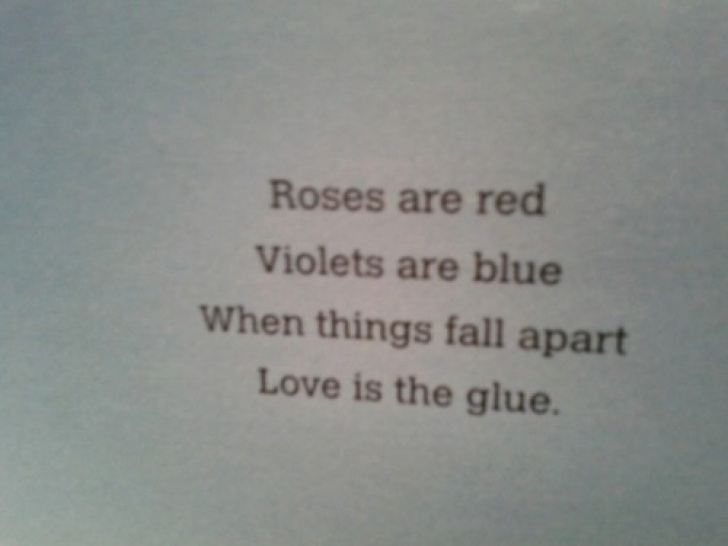 Motivational Roses Are Red Roses Are Blue Image876