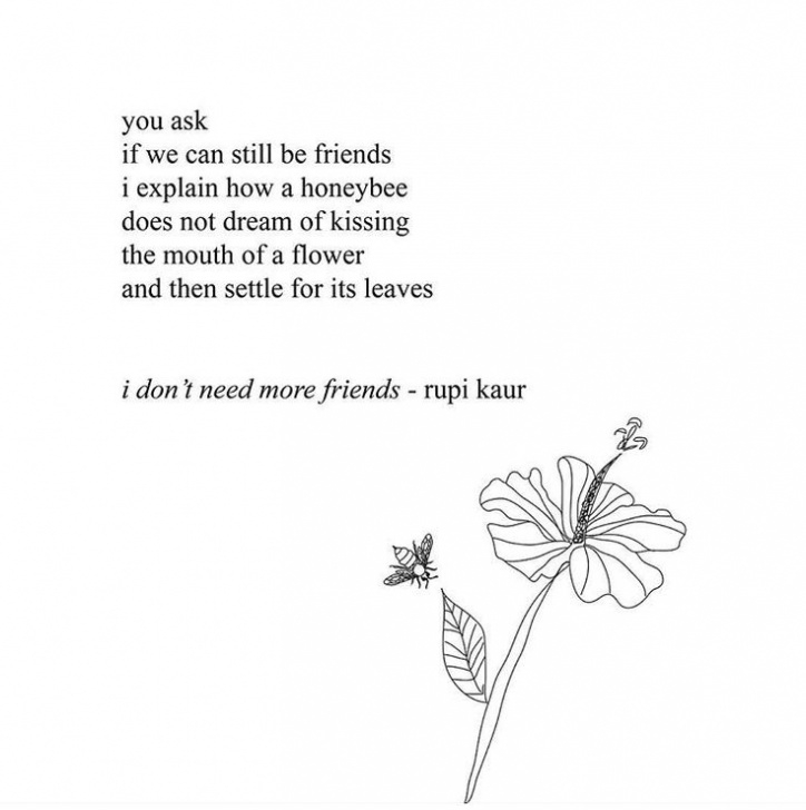 Motivational Rupi Kaur The Sun And Her Flowers Poems Photo953