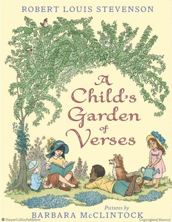Outstanding A Child'S Garden Of Verses My Shadow Image746