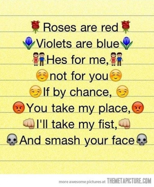 Outstanding Cute Roses Are Red Violets Are Blue Poems Image502