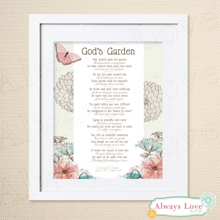 Outstanding Flower In God'S Garden Poem Photo808