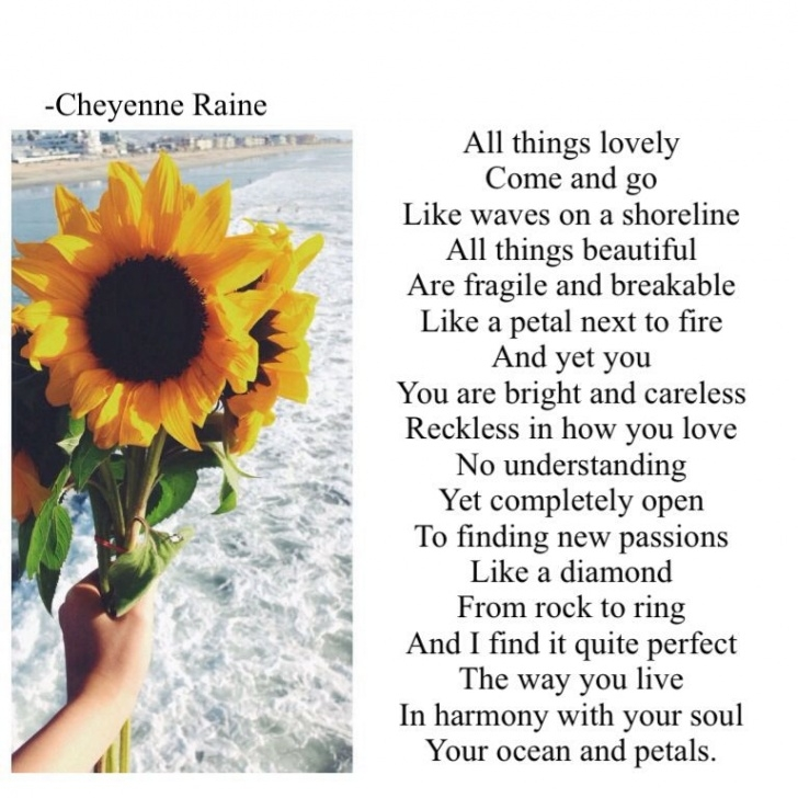 Outstanding Flower Love Poems Picture695