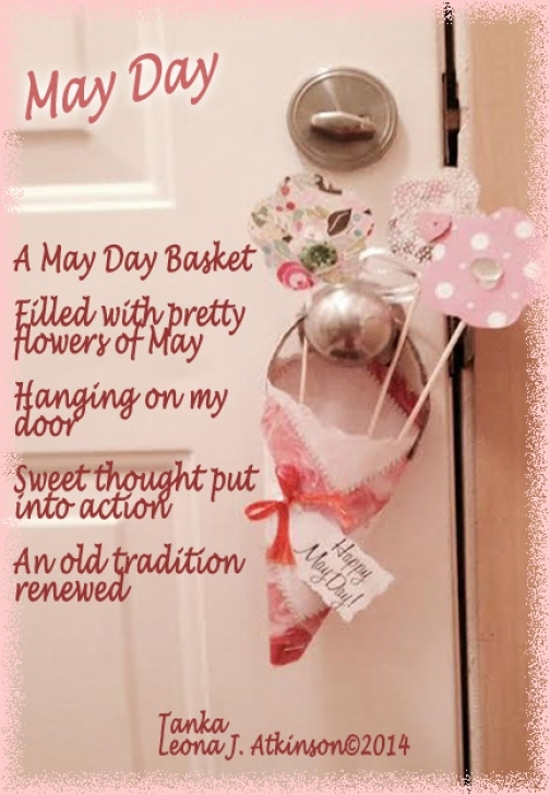 Outstanding May Flowers Poem Photo768