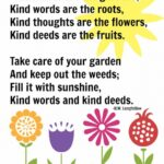 Outstanding Poem About Weeds And Flowers Pic825
