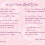 Outstanding Poems About Gardens And Love Pic233