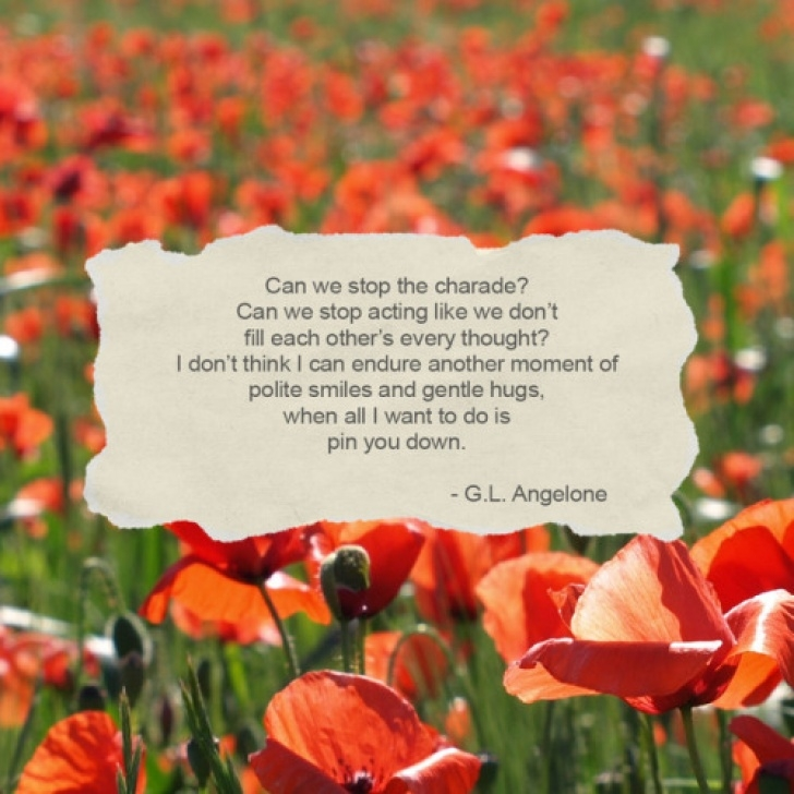 Outstanding Poppies Mary Oliver Photo085