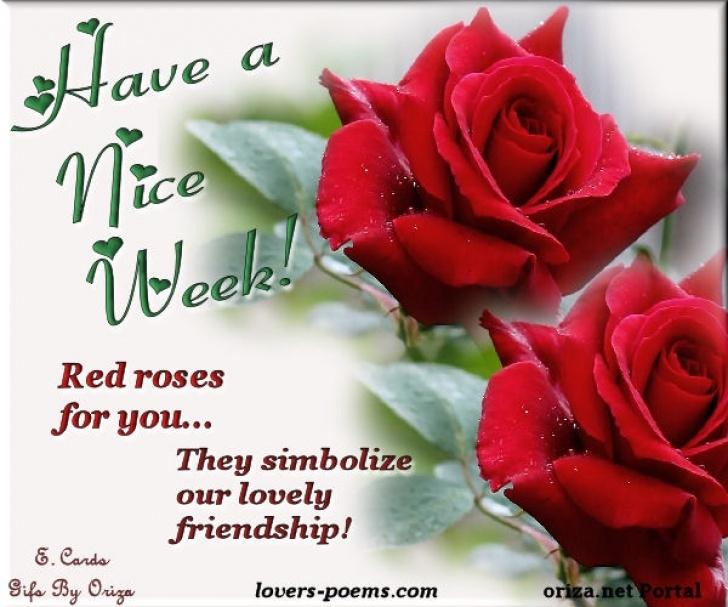 Outstanding Roses Are Red Best Friend Poems Photo099