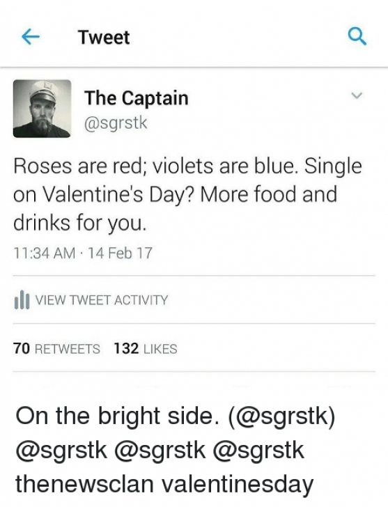 Outstanding Roses Are Red Violets Are Blue Single Pic566