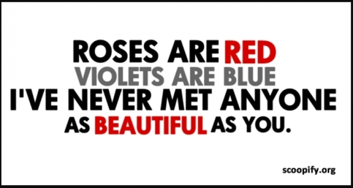 Outstanding Roses Are Red Wedding Poem Pics755