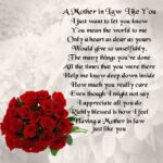 Outstanding Roses For Mother Poem Image297