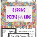 Popular 5 Little Flowers Poem Photo880