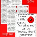 Popular Poppies Full Poem Picture280