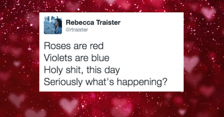 Popular Roses Are Red Violets Are Blue Valentines Day Pics067