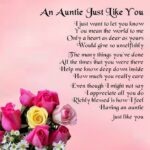 Popular You Are A Rose Poem Pic256