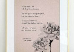 Popular You Can Cut All The Flowers Neruda Poem Pics183