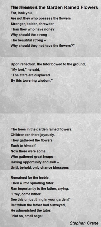 Stunning Bio Poem About Flower Pic696